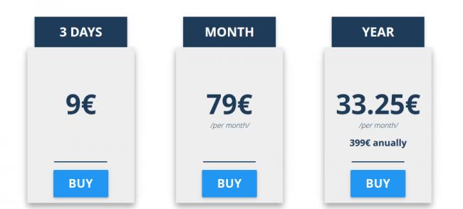 incognitel-price
