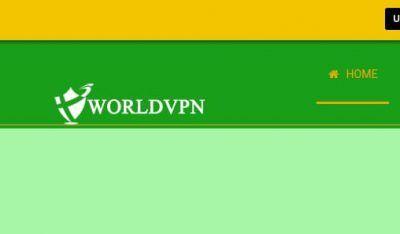 worldvpn-homepage