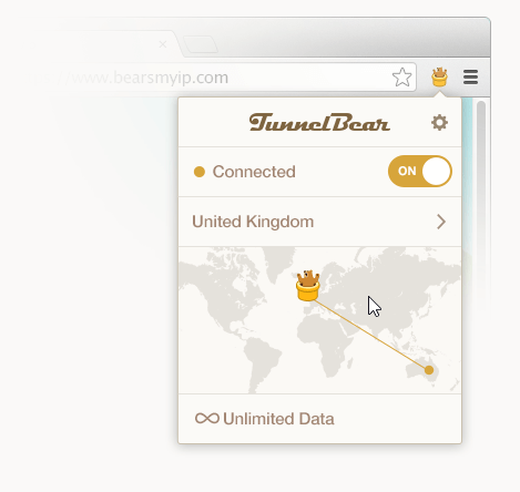 Tunnelbear-VPN-browser
