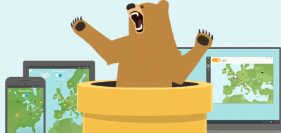 Tunnelbear-VPN-homepage