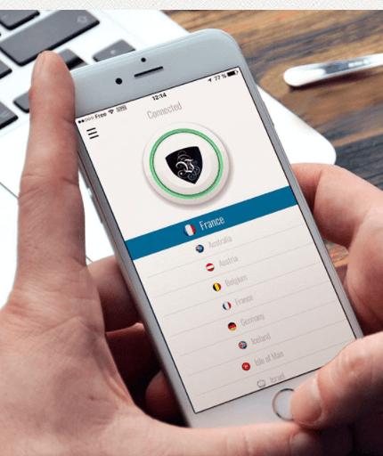 Le_VPN_app