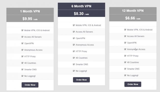 VPN.S_price
