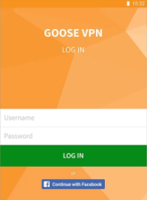 Goose_VPN_clients