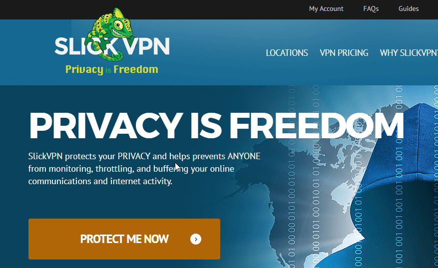 slickVPN_homepage