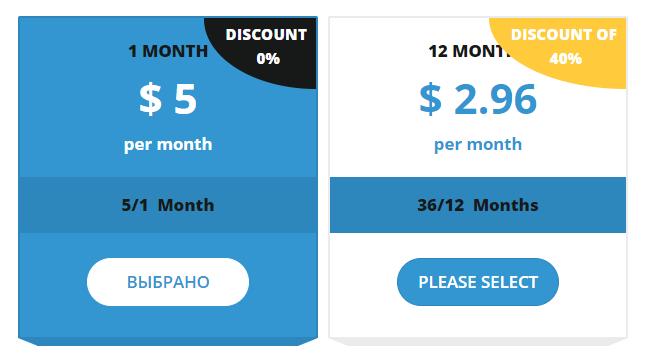 ColanderVPN_price