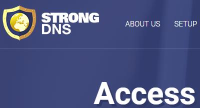 strongdns