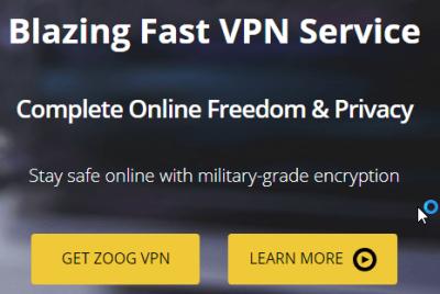 zoogVPN_homepage