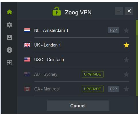 zoogVPN_menu