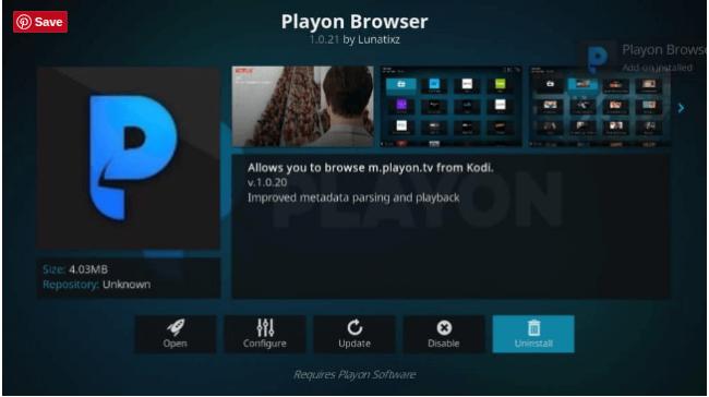 PlayOn_addon