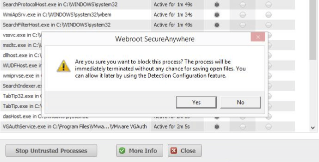 Webroot SecureAnywhere Antivirus Complete Review