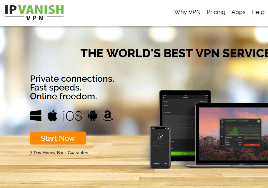 Vpn free app for android