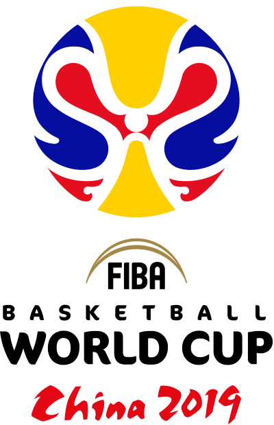 FIBA BAsketball World Cup 2019 Logo
