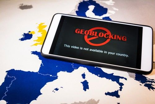 Geoblocking across Europe