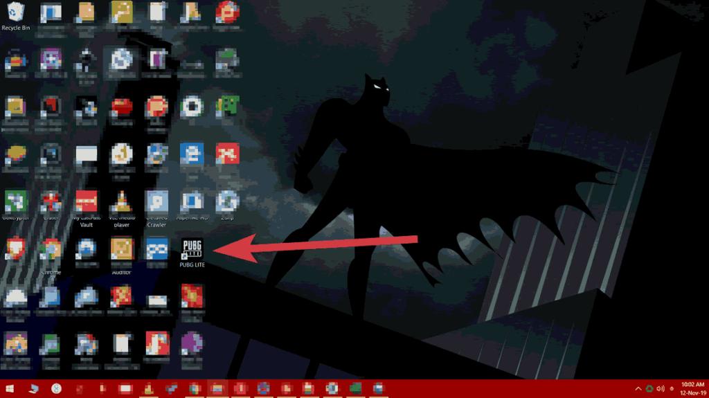 game icon Windows10