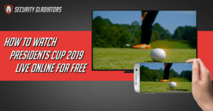 How to Watch Presidents Cup 2019 Live Online for Free