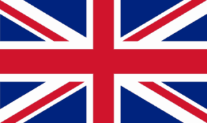 An image featuring the Flag of U.K.