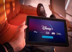 Disney+ while traveling