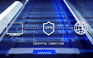 VPN, Encrypted Connection
