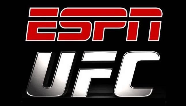ESPN and UFC logos