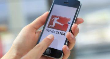 phone app running