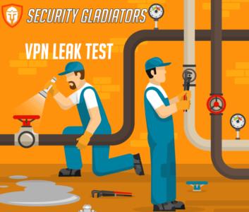 VPN Leak Test Tool – Test My VPN
