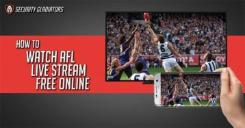 Watch AFL Live Stream Free Online [Outside Australia]