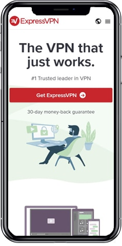 express vpn iphone