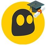 CyberGhost University Logo