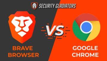 Brave Browser vs Google Chrome