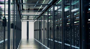 a server room network