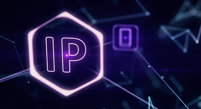 ip image connected network