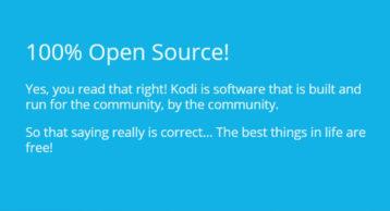 Open Source Kodi