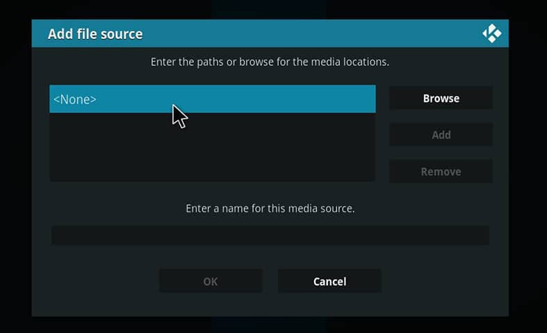 Sports Devil Kodi Guide Images Step 4