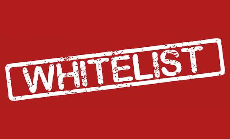 Whitelist Website Featured Image