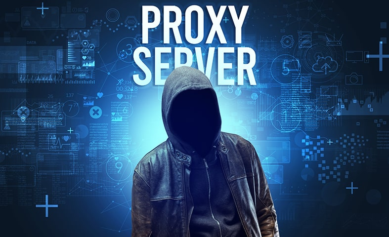 an image of a proxy server