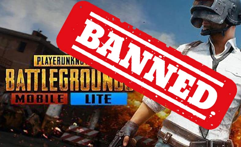 pubgmobile and lite banned image