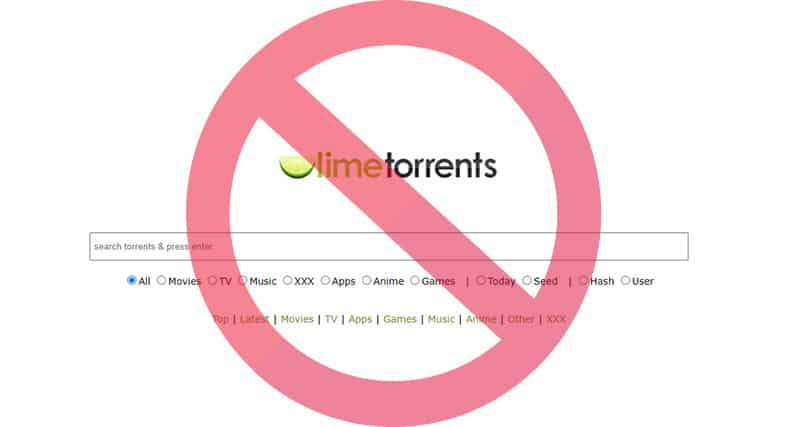 limetorrents countries banned featured image