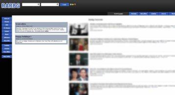 Rarbg image homepage showcased