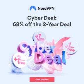 NordVPN Cyber Deal