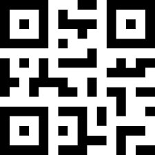 An image featuring a QR code