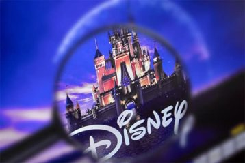 An image featuring the logo of Walt Disney