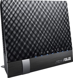 An image featuring the Asus RT-AC56U router