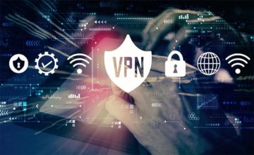 An image featuring VPN concept