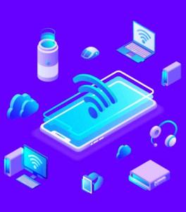 An image featuring Wi-Fi concept