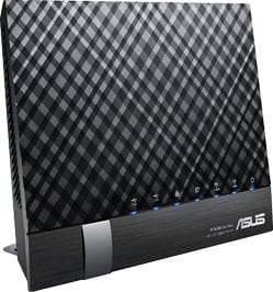 An image featuring the RT-AC56U router