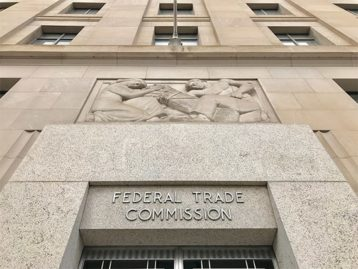 An image featuring the Federal Trade Commission building