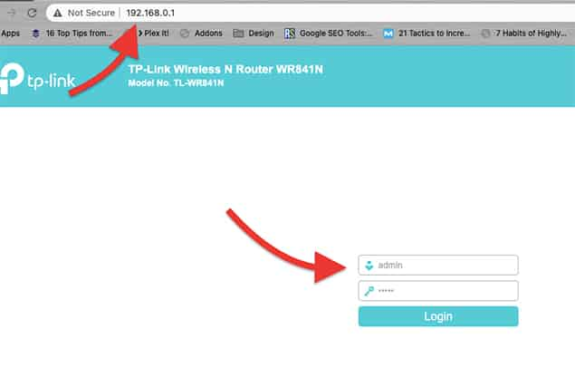 An image featuring how to do a 'Graceful' router reboot step2