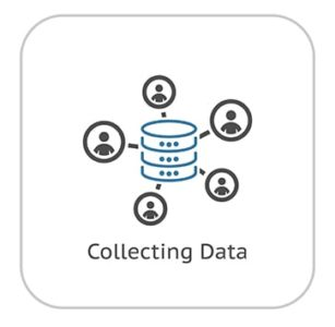 An image featuring collecting data concept