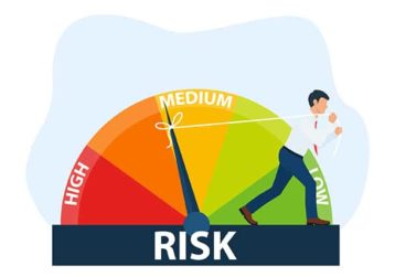 An image featuring a risk concept
