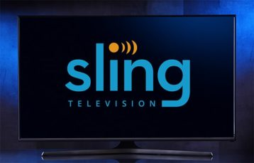 An image featuring Sling TV